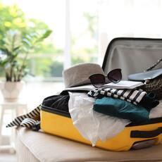 5 astuces pour préparer sa valise